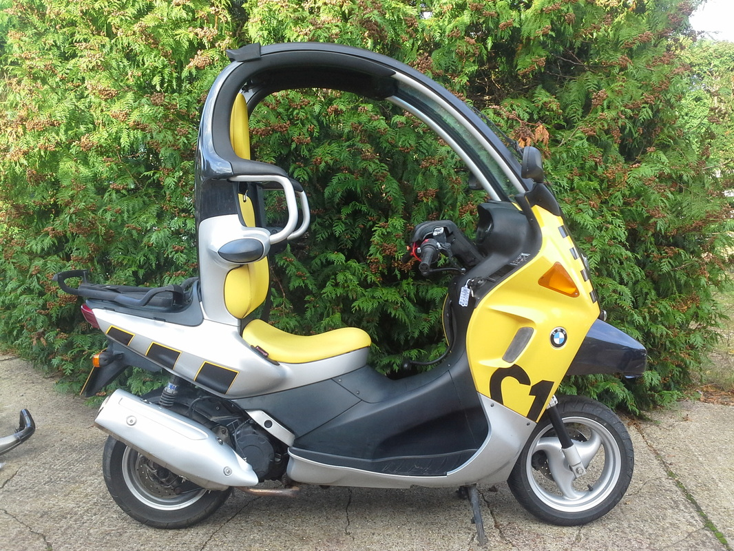 for sale 2002 bmw c1 125cc. Black Bedroom Furniture Sets. Home Design Ideas